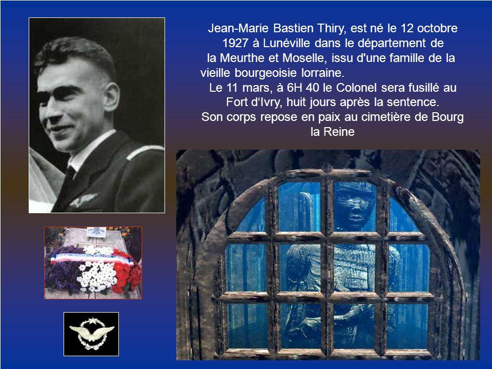 Son corps repose en paix au cimetière de Bourg la Reine