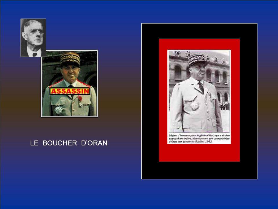 LE BOUCHER D'ORAN