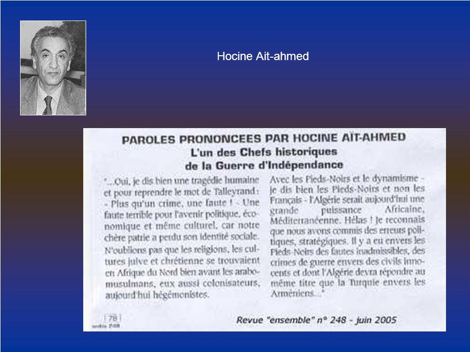 Hocine Ait-ahmed