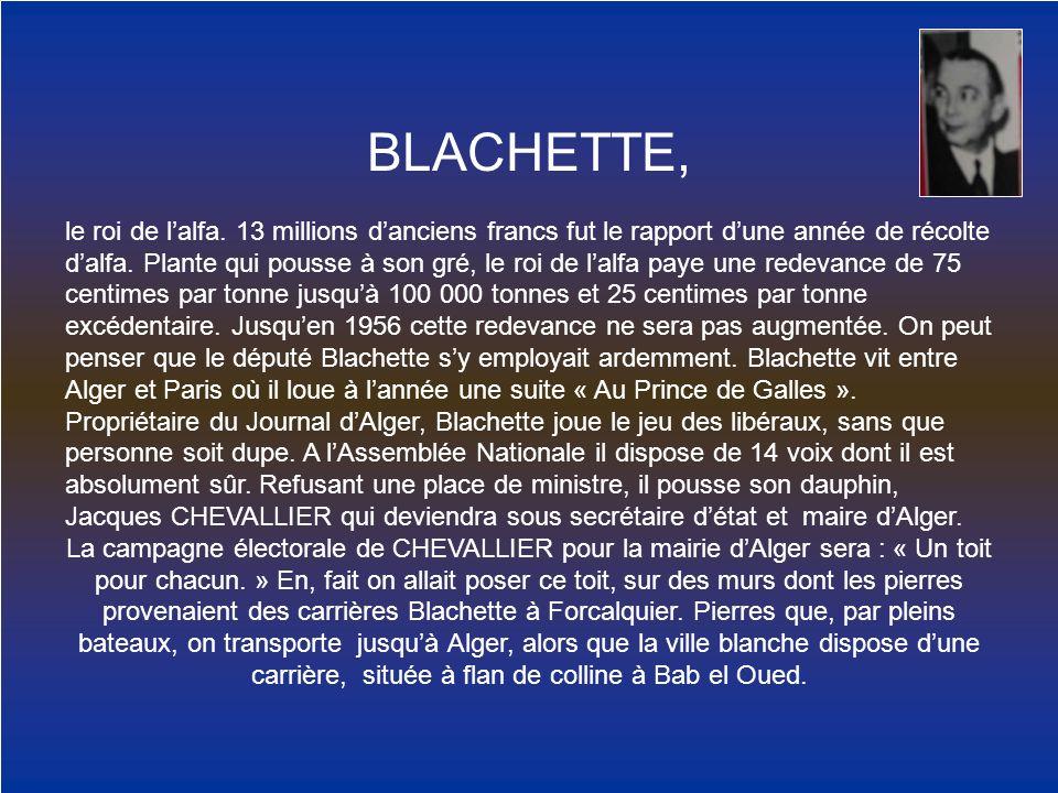 BLACHETTE,