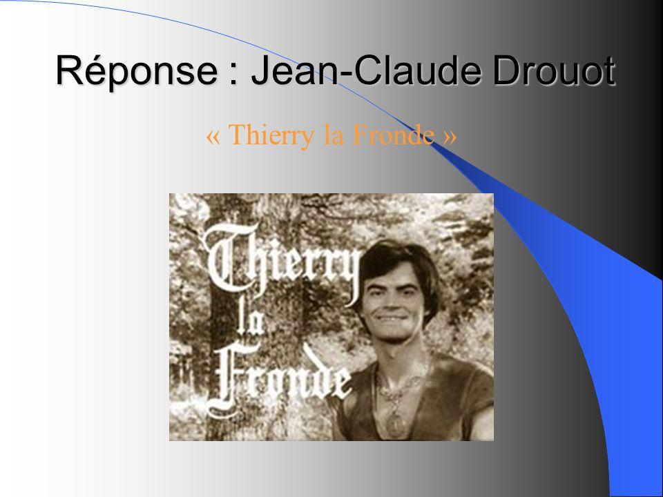 Réponse : Jean-Claude Drouot