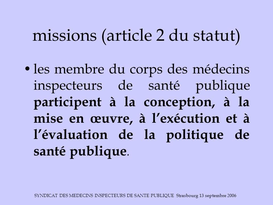 missions (article 2 du statut)