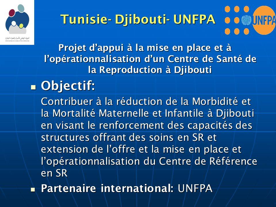 Tunisie- Djibouti- UNFPA