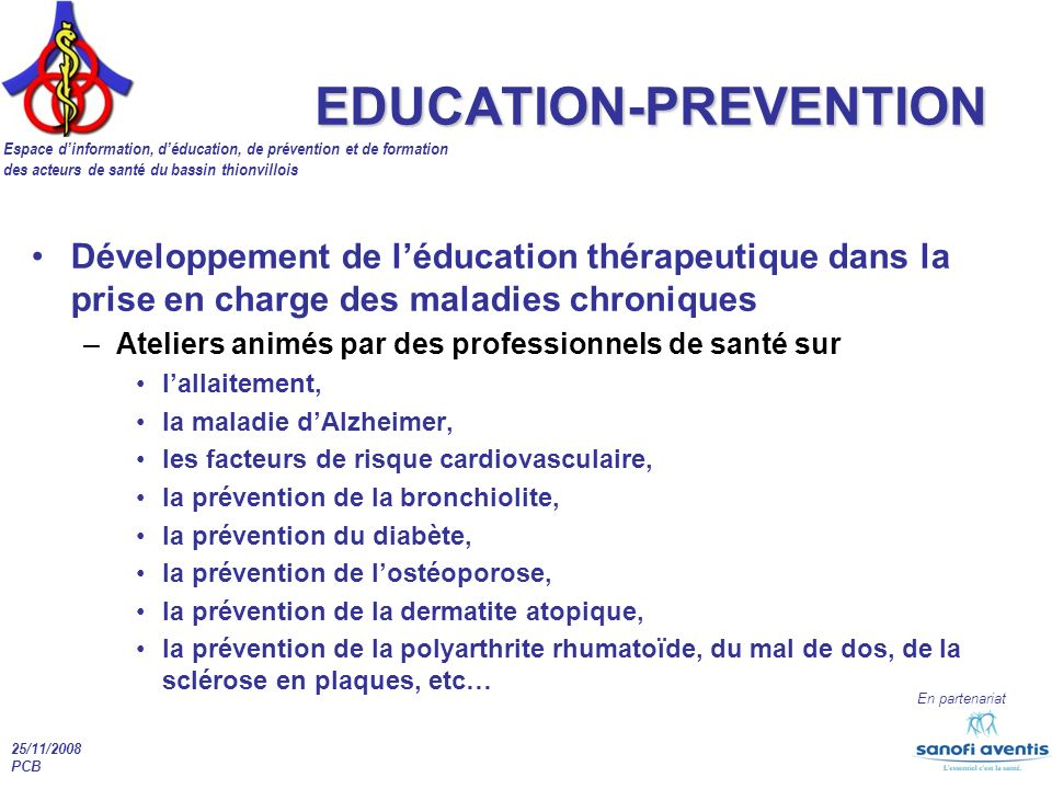 EDUCATION-PREVENTION