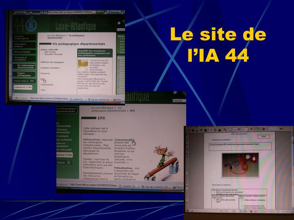 Le site de l'IA 44