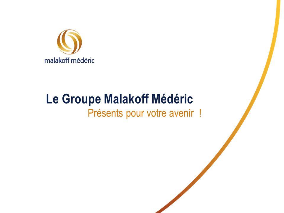Le Groupe Malakoff Médéric