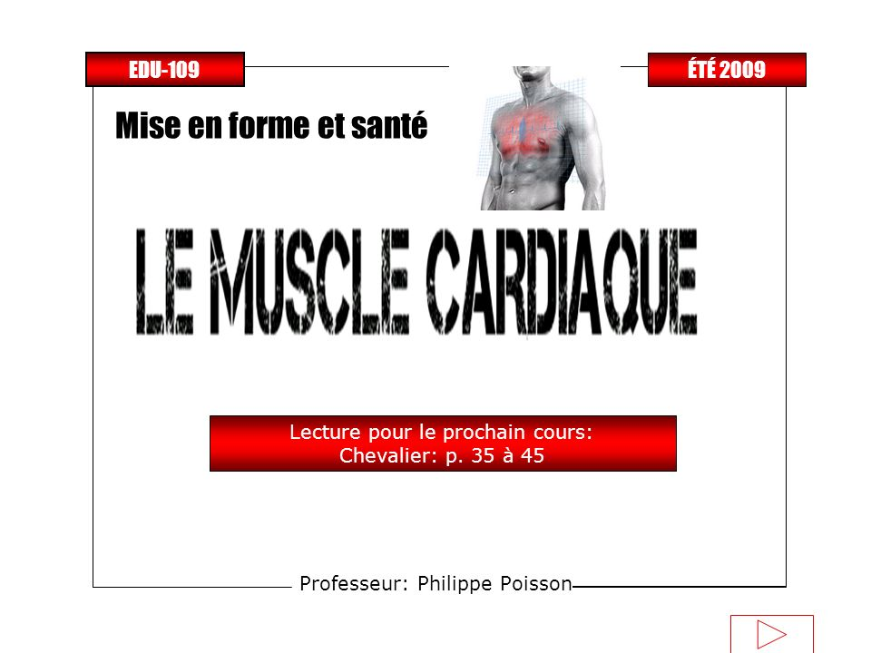 Professeur: Philippe Poisson