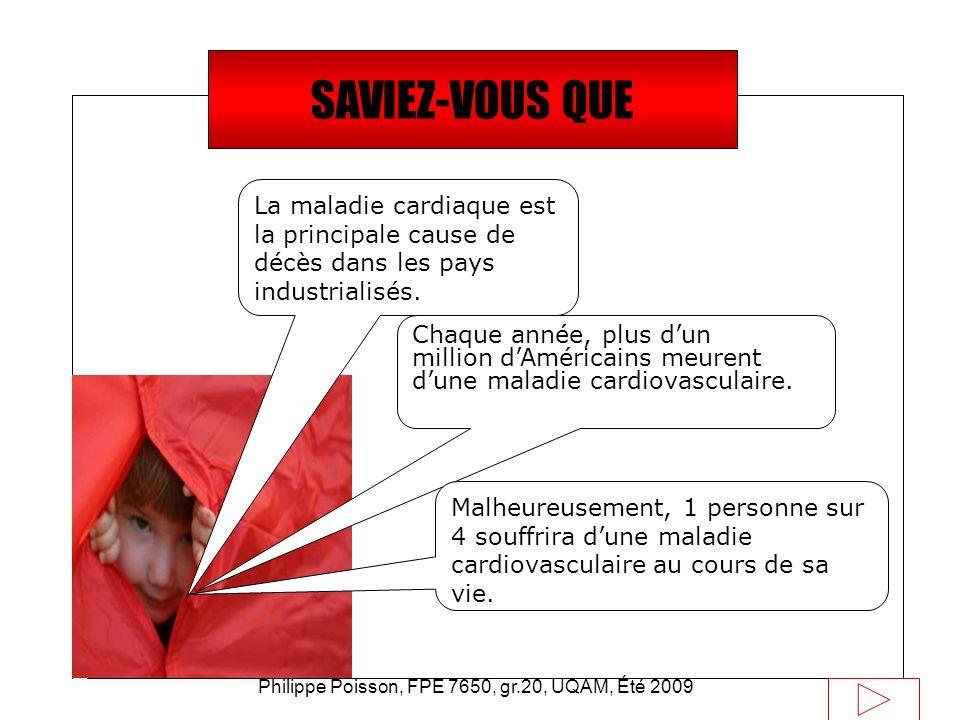 Philippe Poisson, FPE 7650, gr.20, UQAM, Été 2009