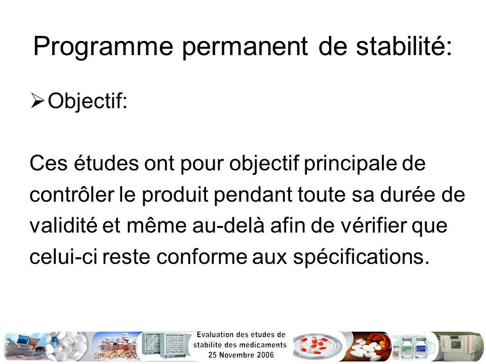 Programme permanent de stabilité: