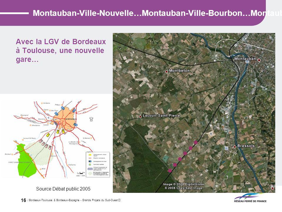 Montauban-Ville-Nouvelle…Montauban-Ville-Bourbon…Montauban-