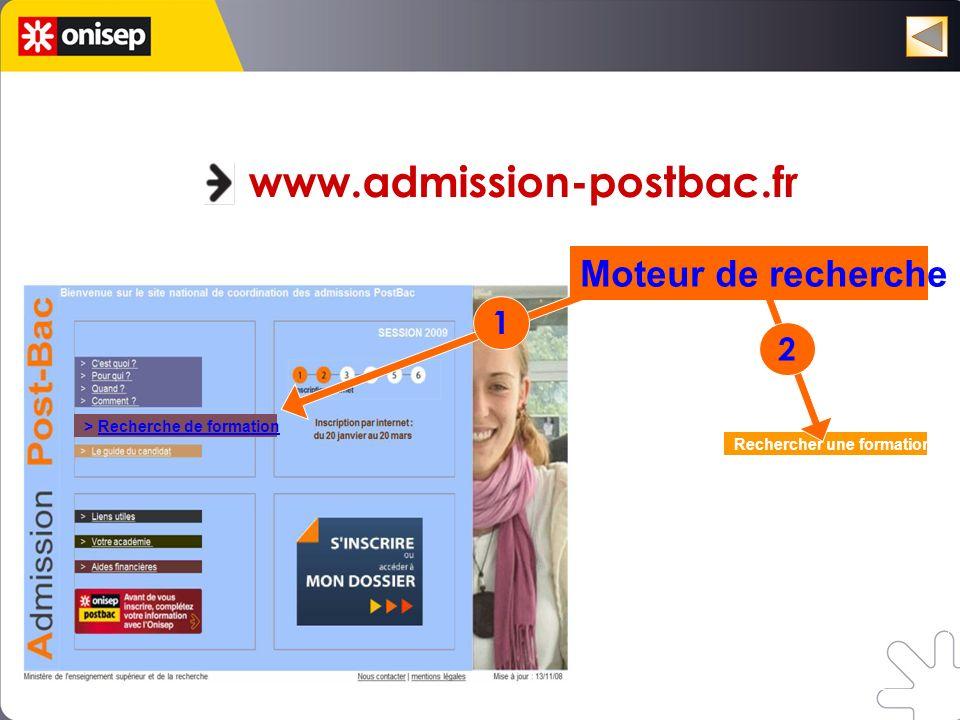 www.admission-postbac.fr Liste des CPGE par voie et par région