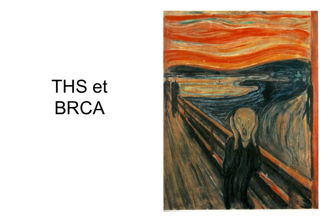 THS et BRCA