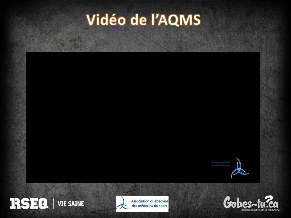 Vidéo de l'AQMS