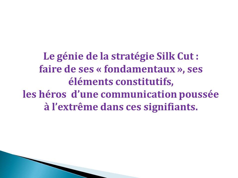 Le génie de la stratégie Silk Cut :