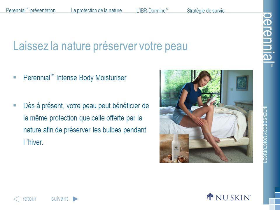Laissez la nature préserver votre peau