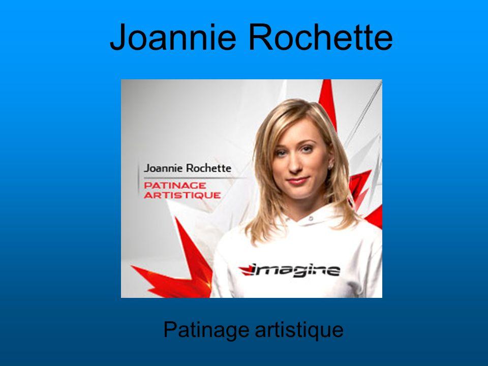 Joannie Rochette Patinage artistique