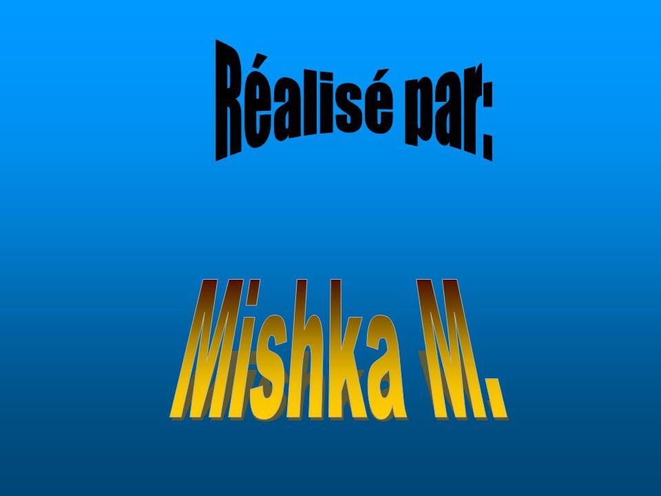 Réalisé par: Mishka M.