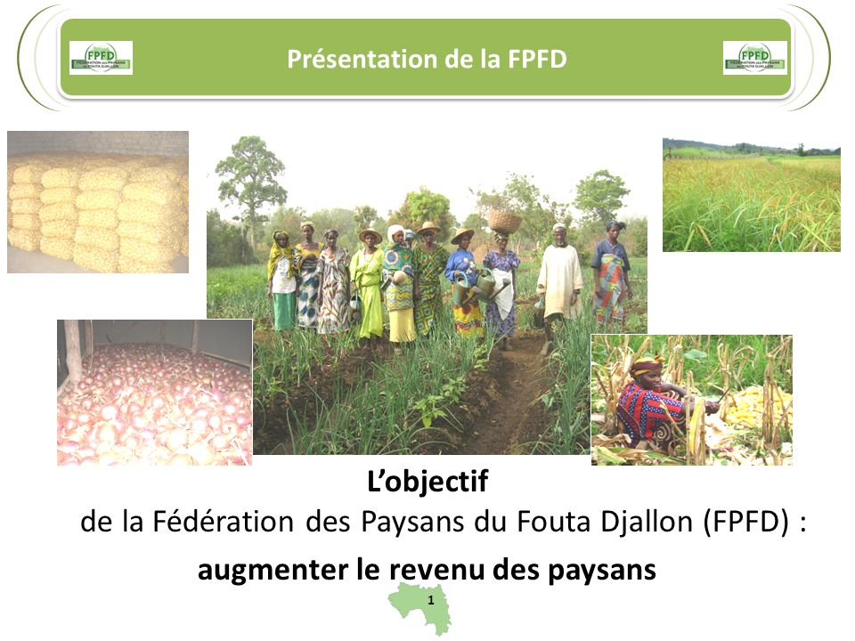 Présentation de la FPFD