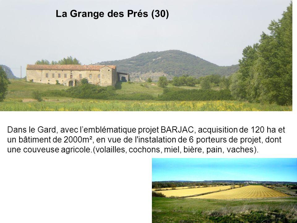 La Grange des Prés (30)