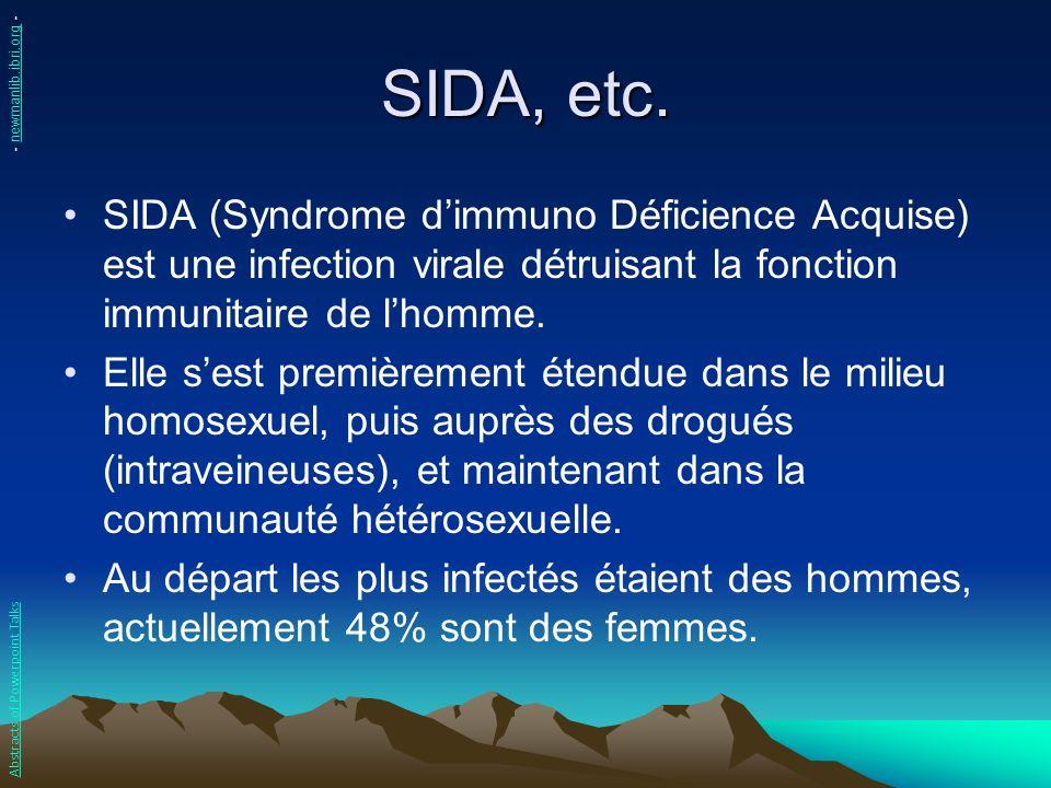 SIDA, etc. - newmanlib.ibri.org -