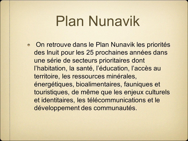 Plan Nunavik