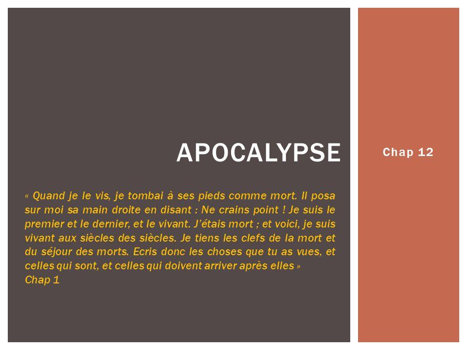Apocalypse Chap 12.