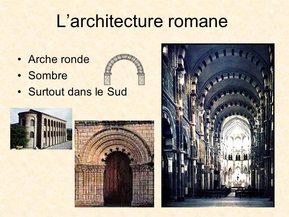 L'architecture romane
