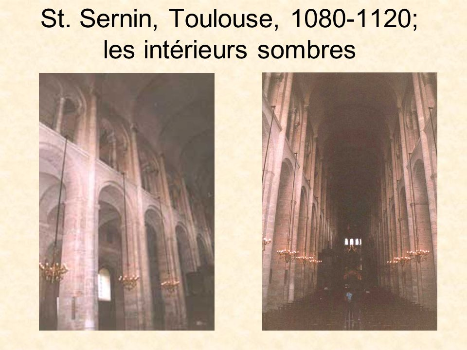 an introduction to saint sernin of toulouse and notre dame of paris Introduction paris is a tantalizing place and downie made it seem all the more so saint sernin of toulouse and notre dame of paris when one thinks of st.