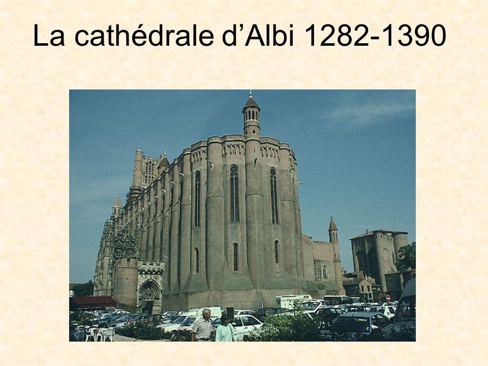 La cathédrale d'Albi 1282-1390