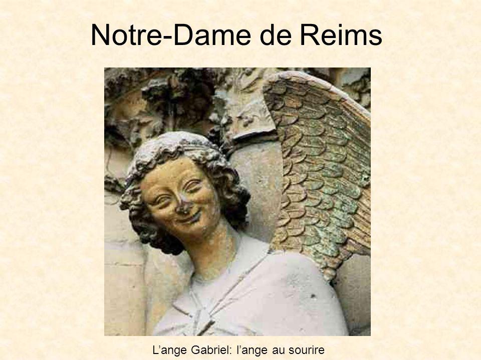 L'ange Gabriel: l'ange au sourire
