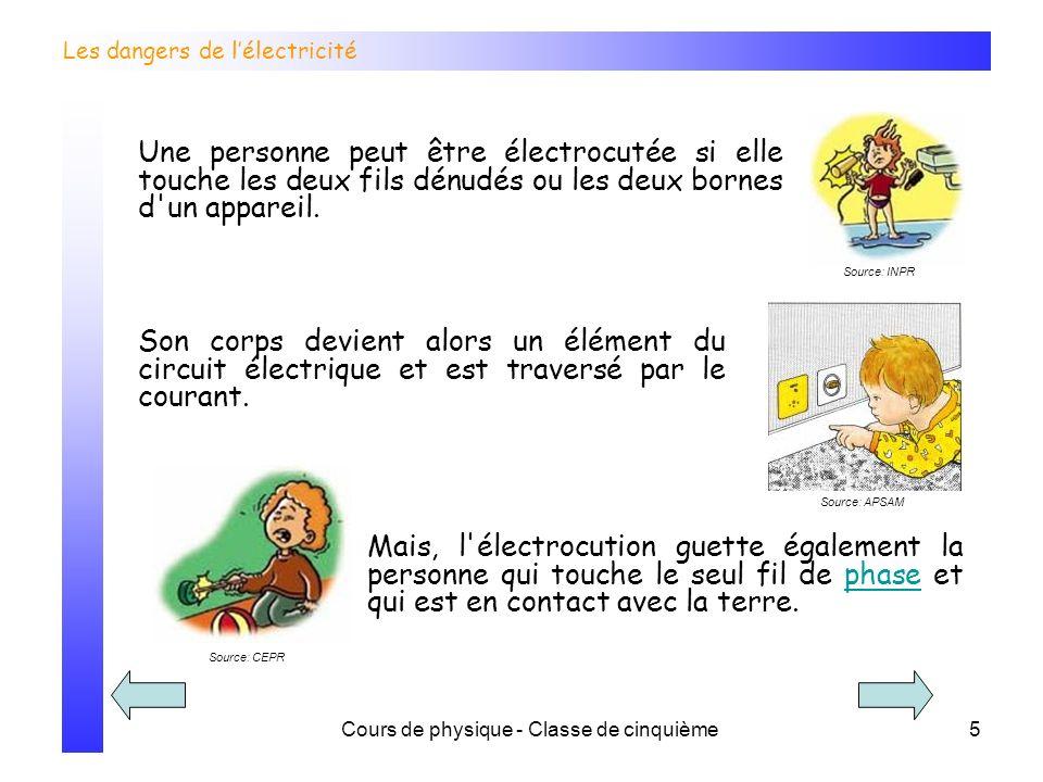 Les dangers de l lectricit ppt video online t l charger for Dangers de l electricite