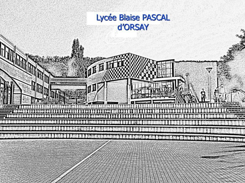 Lycée Blaise PASCAL d'ORSAY