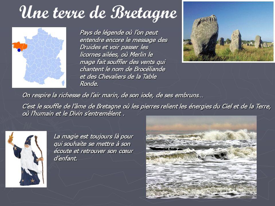 Une terre de Bretagne