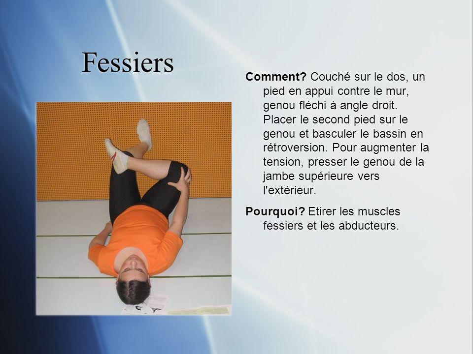 Fessiers