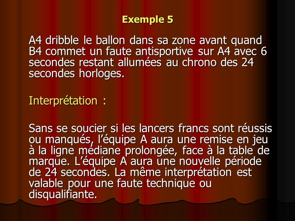 Exemple 5