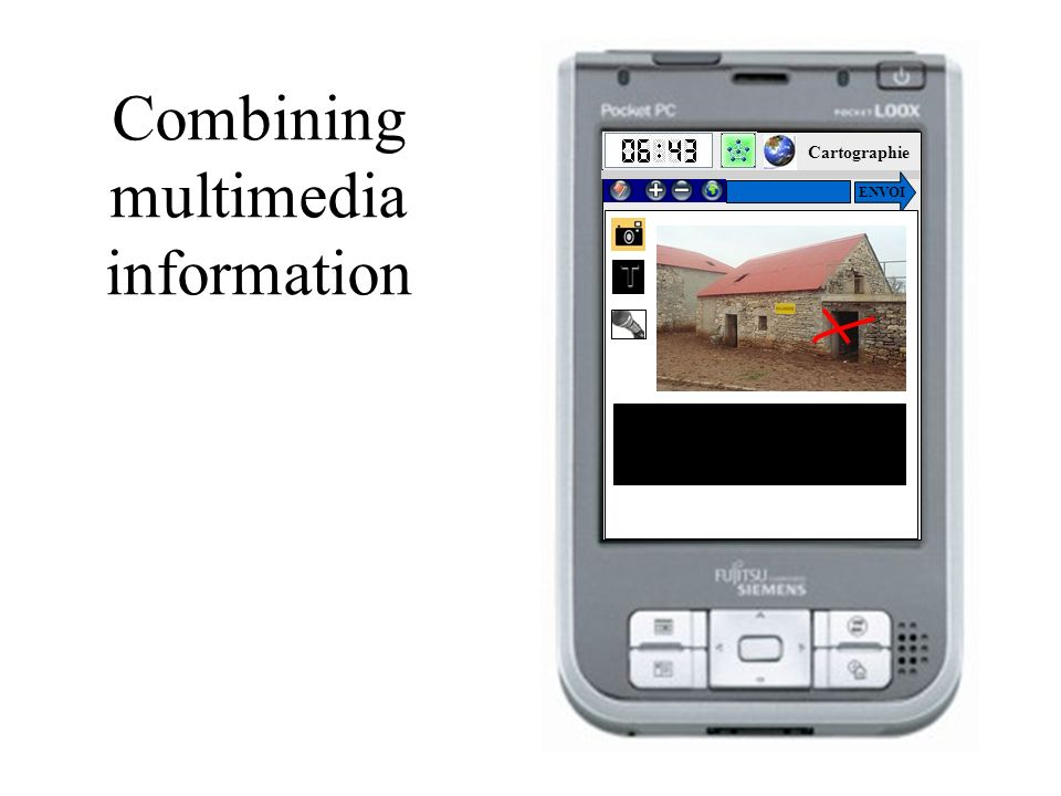 Combining multimedia information