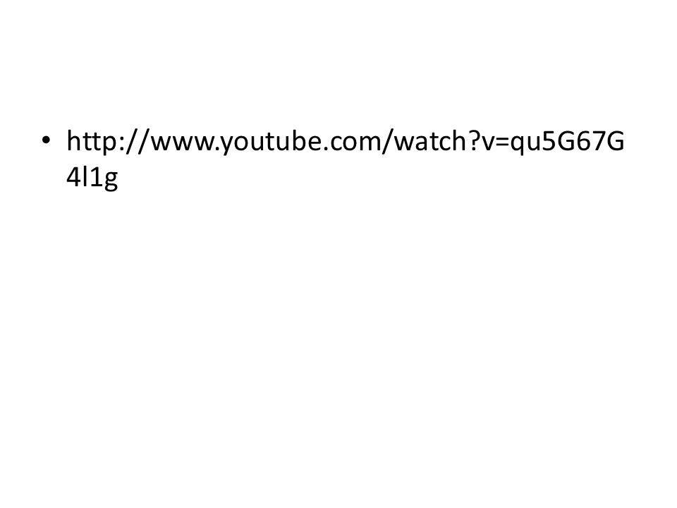 http://www.youtube.com/watch v=qu5G67G4l1g