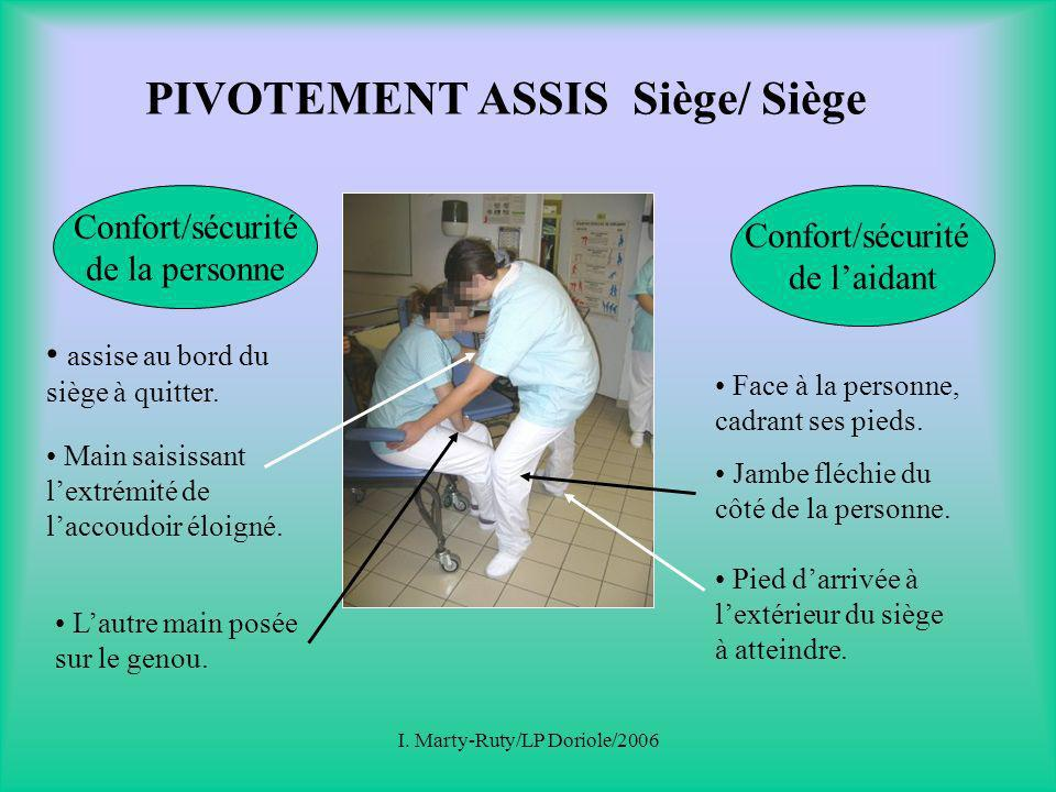 PIVOTEMENT ASSIS Siège/ Siège