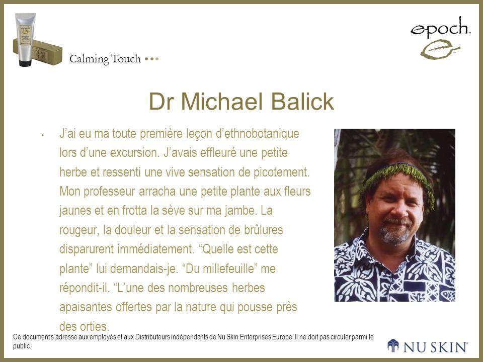 Dr Michael Balick