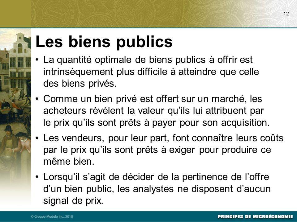 07/22/09 12. Les biens publics.