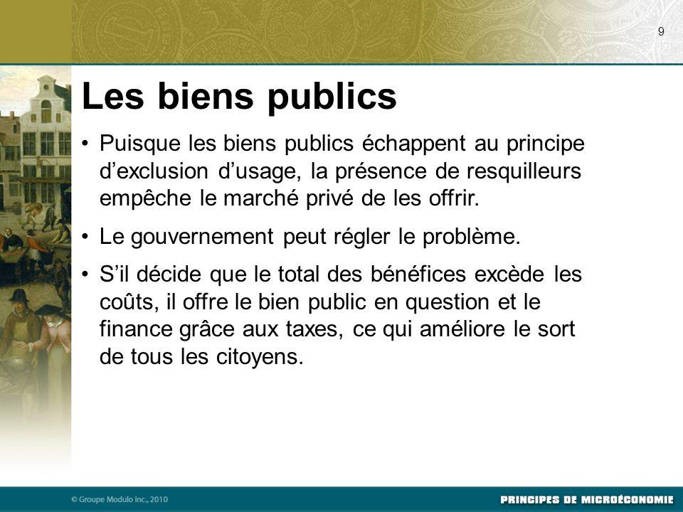 07/22/09 9. Les biens publics.