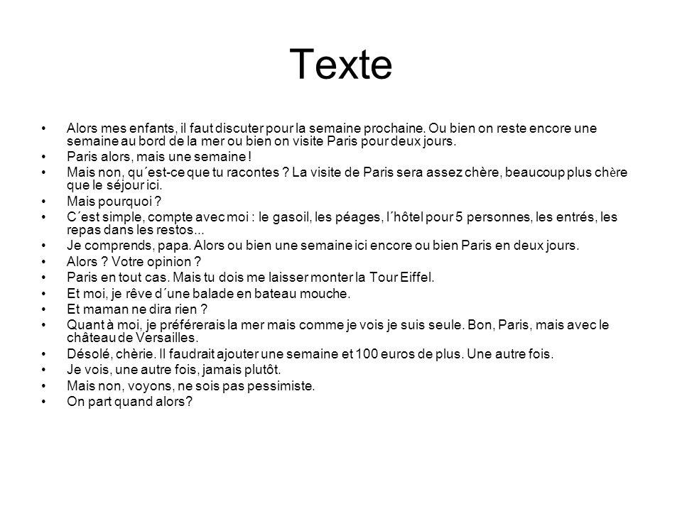 Texte