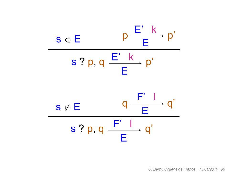 s p, q E E' k p' s  E p s p, q E F' l q' s  E q