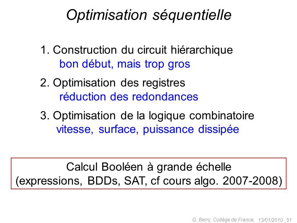 Optimisation séquentielle