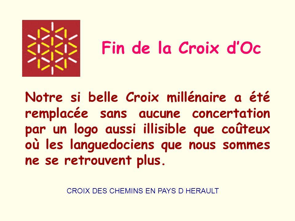 CROIX DES CHEMINS EN PAYS D HERAULT