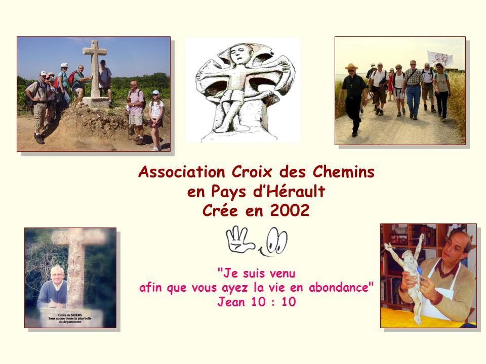 Association Croix des Chemins afin que vous ayez la vie en abondance