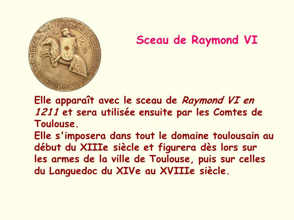 Sceau de Raymond VI
