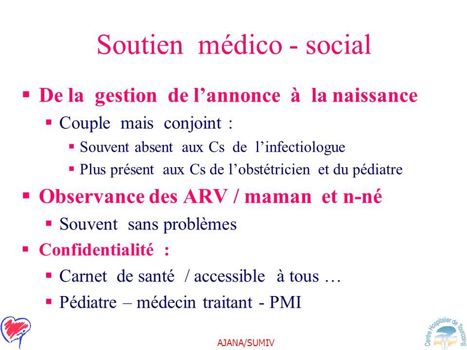 Soutien médico - social