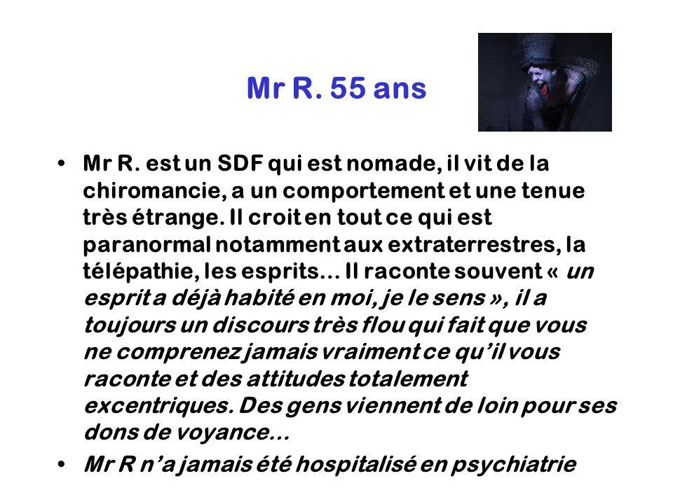 Mr R. 55 ans