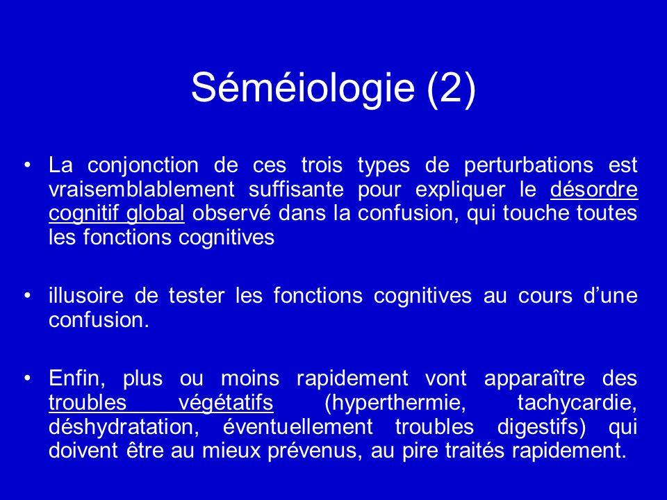 Séméiologie (2)